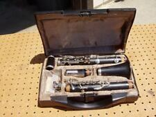 BUFFET CRAMPON B12 CLARINET STUDENT GERMANY HARD CASE ISSUE VERY GOOD COND