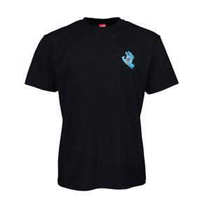 Santa Cruz - Schreiende Hand T-Shirt - Schwarz