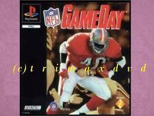 PS1 _ NFL GameDay _ CD im guten Zustand _ Über 1000 weitere Spiele im SHOP