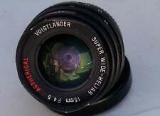 VOIGTLANDER SUPER WIDE HELIAR 15 mm 4.5