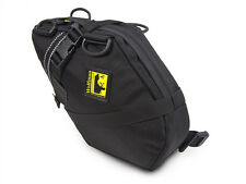 Wolfman Luggage 2017 Day Tripper Saddle Bags Saddlebags Packs Black Pair NEW