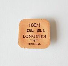 Longines 30 L # 180/1 Bariletto completo Originale Svizzera Nuova