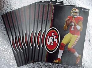 "Colin Kaepernick 3 Fathead San Fransico 49ers NFL Decal 7"" 🎁FREE SHIPPING🎁X"