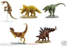 Bandai Dinosaur Gallery 1 Gashapon Mini Figure (Set of 5) Tyrannosaurus