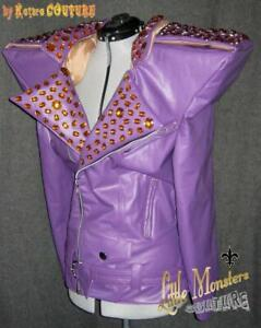 Lady Gaga DANCE IN THE DARK Monster Ball Jacket Costume Outfit Ensemble Clothes