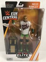 WWE Elite Collection Fan Central Series: MOJO RAWLEY Action Figure 887961640298