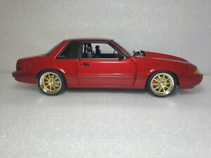 1:18 gmp 1990 Mustang LX Street Fighter