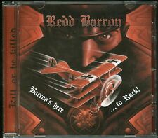 Redd Barron The Barron's Here To Rock CD new
