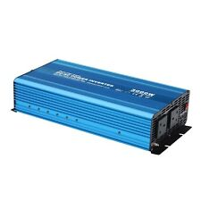 3000W 24V pure sine wave power inverter with remote for solar, backup, offgrid