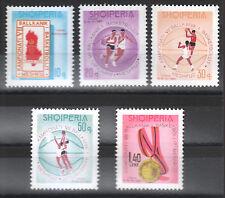 1965  Albania. Albanian Stamps. Basketboll.  MNH.