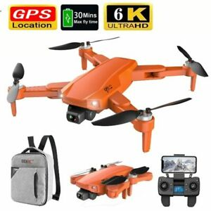 New S608 GPS Drone 6K 4k Dual HD Camera Professional Aerial Photography wifi F