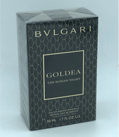 50ml Bvlgari Goldea The Roman Night EDP Sensuelle Perfume Mujer Sensual 1.6 oz