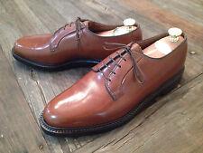 Florshiem Imperial Dress Shoes - Vintage Kenmoor Plan Toe / 5 Nail / V-Cleat