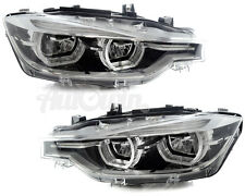 BMW 3 SERIES F30 F31 FULL LED HEADLIGHT LH & RH SIDE ORIGINAL OEM USA MODEL NEW