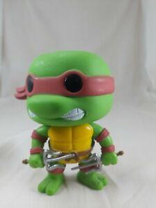 Television Funko Pop - Raphael - Teenage Mutant Ninja Turtles - No. 61 - OOB