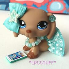 Littlest Pet Shop LPS Clothes Custom Skirt Outfit Accessory Lot DOG NOT INCLUDED