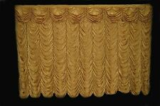 Saaria Austrian Puff Event Stage Curtains, Night Club,Hall Backdrops 12'W x 8'H