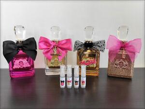 Juicy Couture Viva La Juicy / Noir / Gold / Rose 2 ml Sample Decant Sweet Women