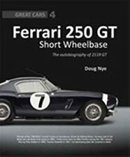 FERRARI 250 GT CORTA INTERASSE BOOK LIBRO