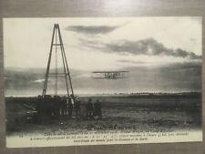 CPA- AVIATION - Biplan de Wilburg WRIGHT  - 21 septembre 1908 -  RARE