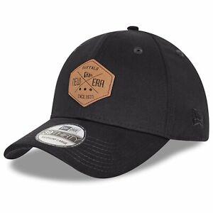 New Era 39Thirty Flexfit Cap - HEX PATCH schwarz