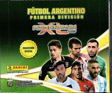 BOX PANINI ADRENALYN   XL 2017 ARGENTINA TRADING CARDS