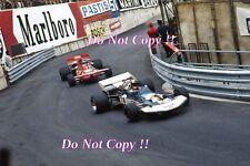 Rolf Stommelen Surtees TS9 Monaco Grand Prix 1971 Photograph 2