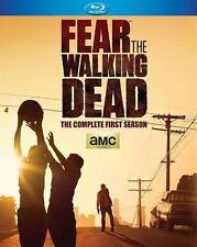 Fear the Walking Dead: First Season 1 (Blu-ray Disc, 2015)