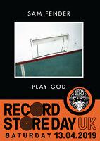 "SAM FENDER - Play God / Hypersonic Missiles - 7"" Vinyl Record Store Day 2019 RSD"