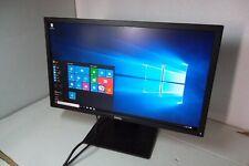 """Dell E2416H 24"""" Widescreen Led Monitor Tilt 1080p Full Hd DisplayPort Vga 9Dkc3"""