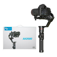 Feiyu AK2000 3-Axis Gimbal Stabilizer for DSLR/Mirrorless Cameras Sony Panasonic