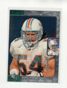1996 SP Zach Thomas #91 Rookie Card NR-MT