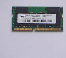 512 MB RAM Speicher hp Omnibook 510, 6100 512MB Memory