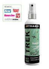 Pyramid Trek Natural 100ml Insect Repellent Mosquitoes Midges Stable Flies etc