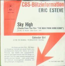 """7"""" Eric Esteve/Sky High (Promo) D"""