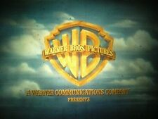 35MM - COMPANY LOGO for FEATURE FILMS  - WARNER BORTHERS - 9 sec SOUND or SILENT