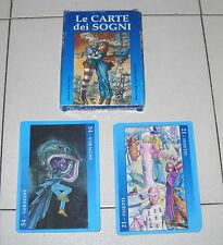 LE CARTE DEI SOGNI Luigi di Giammarino Isa Donelli Tarocchi Tarot Cards Dreams
