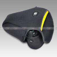 High Grade Camera Neoprene protector case bag for Nikon D5000 D5100 D90 D80 M