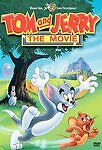 Tom and Jerry - The Movie (DVD, 2002)