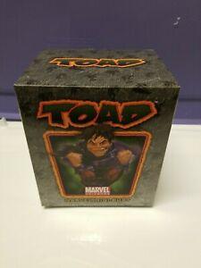 Bowen Designs Toad Mini-Bust MB #1 X-Men Mutants Marvel