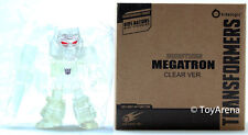 Kids Logic Mecha Nations MN-03 Clear Megatron 3 Inch Action Figure