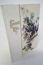 FRIENDHIP'S TOKEN, circa 1905 Illustrated Gift Book