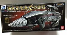 2005 Godzilla Final Wars Kaiteigunk Angotengo 2005 Ship figure Brand New