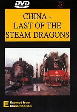 CHINA - LAST OF THE STEAM DRAGONS