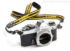 Nikon FE 35mm SLR Film Camera Body Only