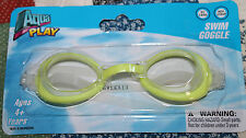 Aqua Play: Swim Goggle (Yellow) for ages 4+, Brand New             Free Shipping