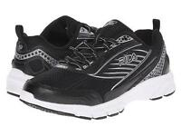 Women's FILA FORWARD 2 5SC60323 Black/Silver Running Athletic Casual Shoes New