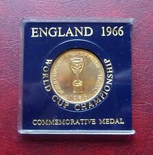 England 1966 world cup commemorative bronze medal