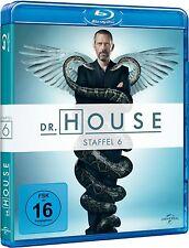 DR. HOUSE, Staffel 6 (5 Blu-ray Discs) NEU+OVP