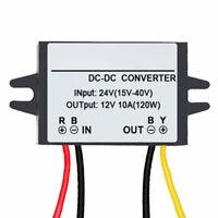 AU_ IC- HK- Mini DC-DC Buck Step-down Converter Power Module Supply Adapter 24V